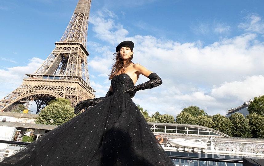 Накануне старта недели моды в Париже состоялся показ кутюрной коллекции французского модного Дома Balmain. Фото instagram.com/olivier_rousteing