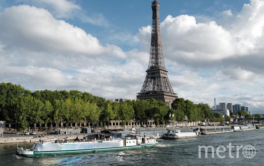 Кутюрное шоу Balmain в Париже. Фото Getty