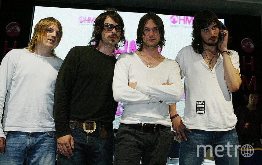 Рок-группа Kasabian. Фото Getty