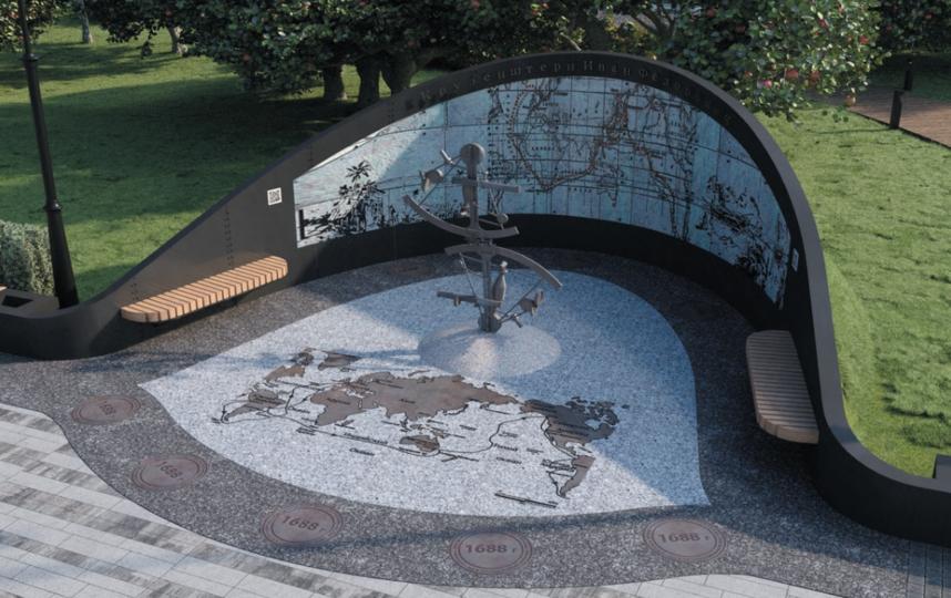 """Парк располагается по адресу Цитадельское шоссе, 14. Фото https://vk.com/kronshtadt_rf, """"Metro"""""""