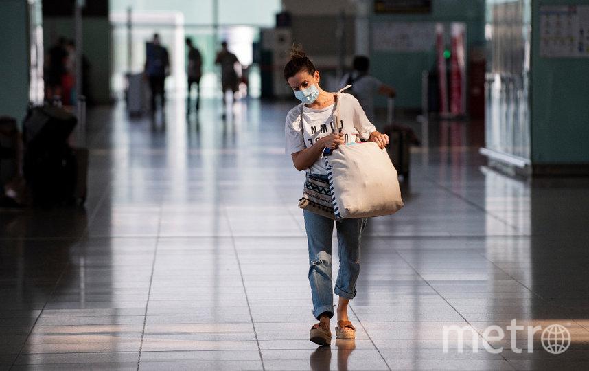 Борьба с пандемией коронавируса затронула студентов. Фото AFP