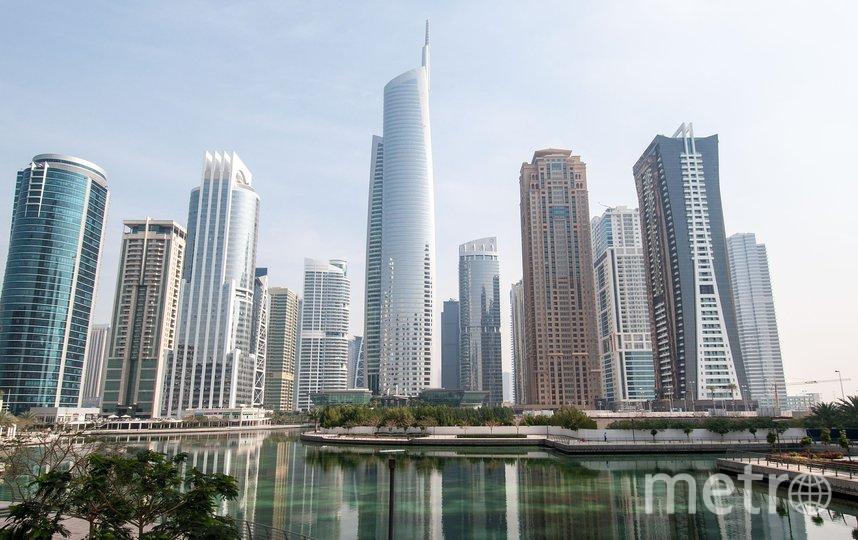 Дубай (ОАЭ). Фото Pixabay