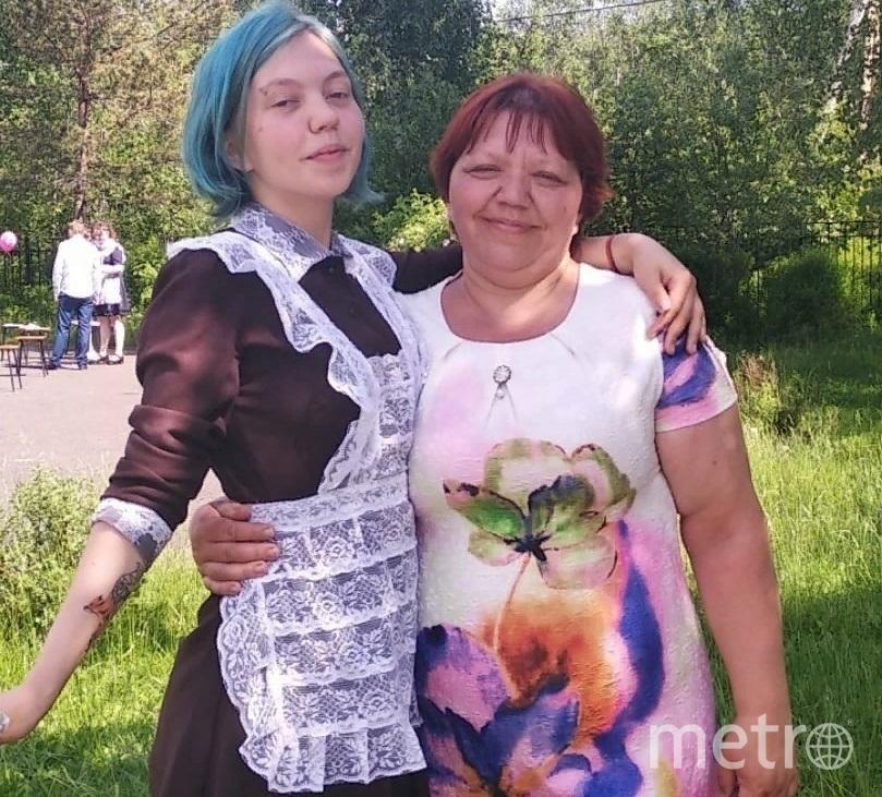 Выпускница Дана Трошкова. Фото предоставлено владельцем., vk.com