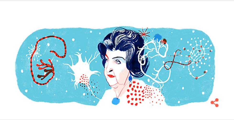 "Google Doodle. Фото Скриншот Google, ""Metro"""
