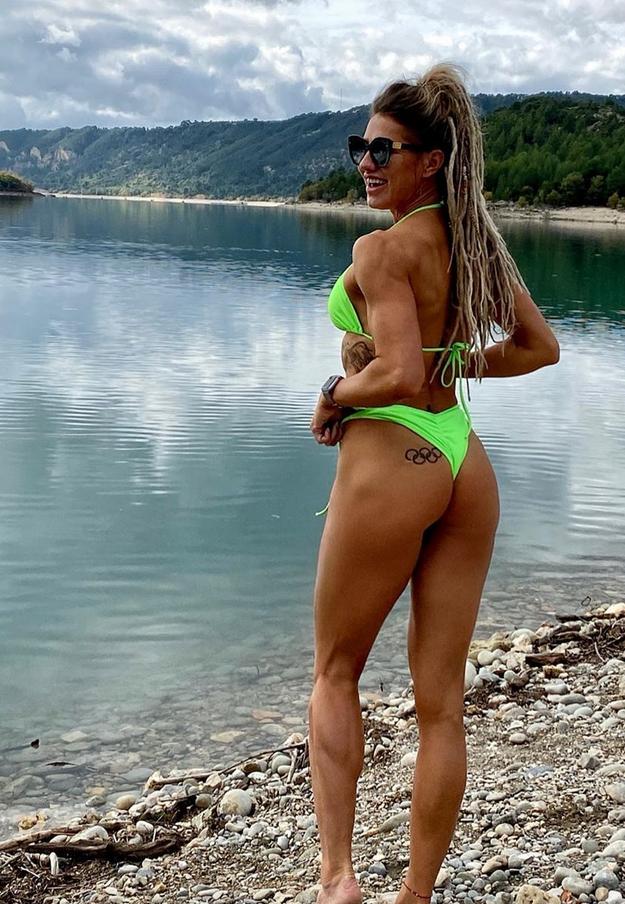 Олеся Форшева. Фото Instagram @lesia_krasnomovets