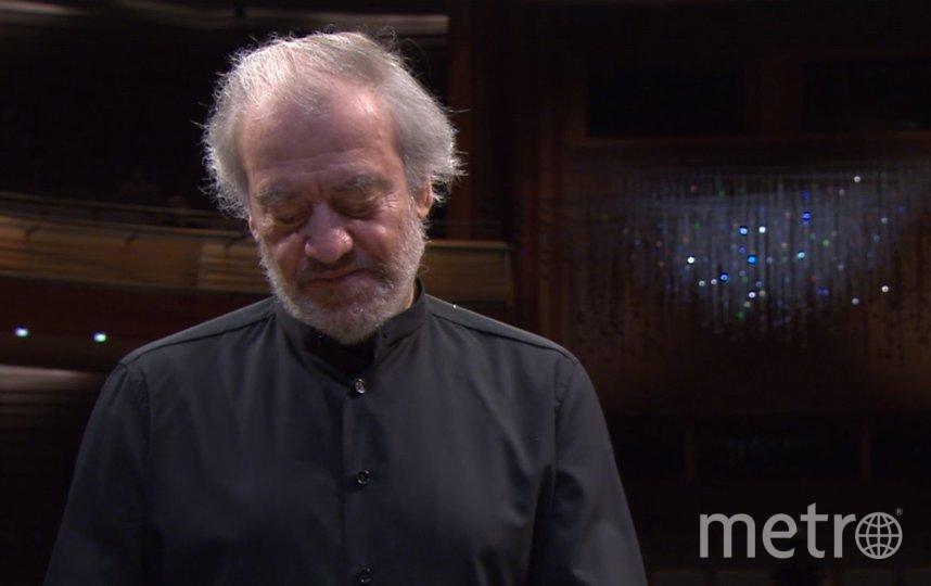 Валерий Гергиев. Фото Мариинский театр.