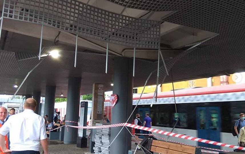 Фотография с места событий была опубликована в Сети. Фото скриншот Instagram @ivanovaleksei2758