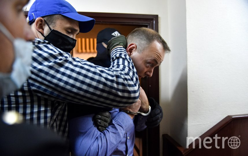 Иван Сафронов обвиняется в госизмене. Фото AFP