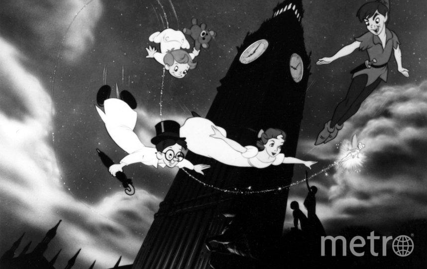"Кадр из мультфильма ""Питер Пэн"" (1952). Фото kinopoisk.ru"