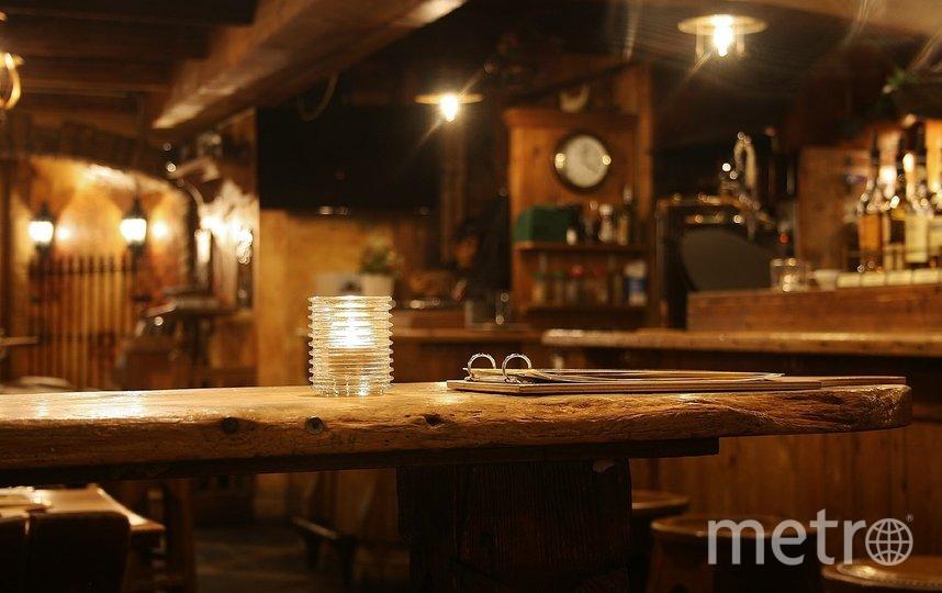 """Заведения, площадью менее 50 квадратных метров, не смогут включить спиртное в меню. Фото pixabay.com, """"Metro"""""""