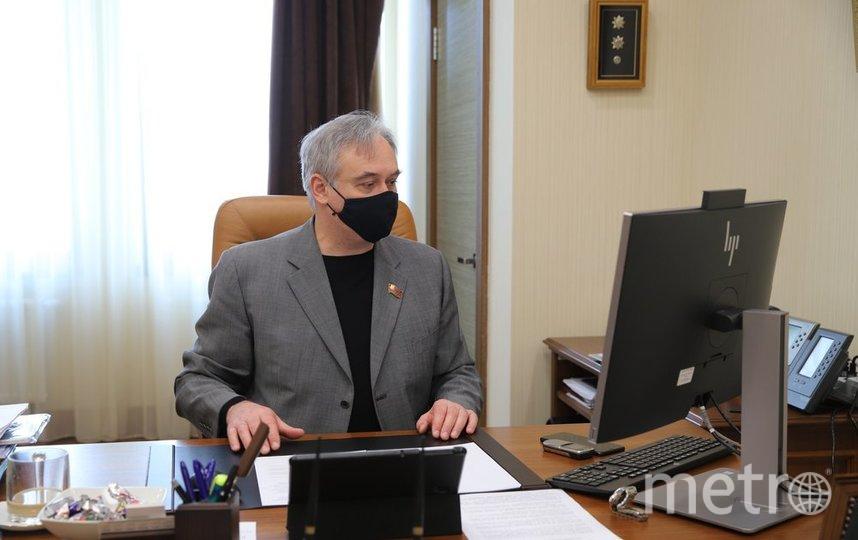 """Андрей Титов. Фото АГН """"Москва"""""""