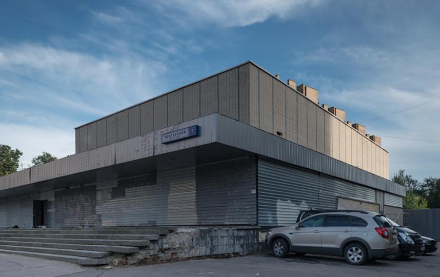 """Кинотеатр """"Ангара"""" до реконструкции. Фото предоставлены пресс-службой ADG Group"""