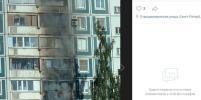 Из дома в Приморском районе эвакуировали людей: полыхала квартира на четвертом этаже