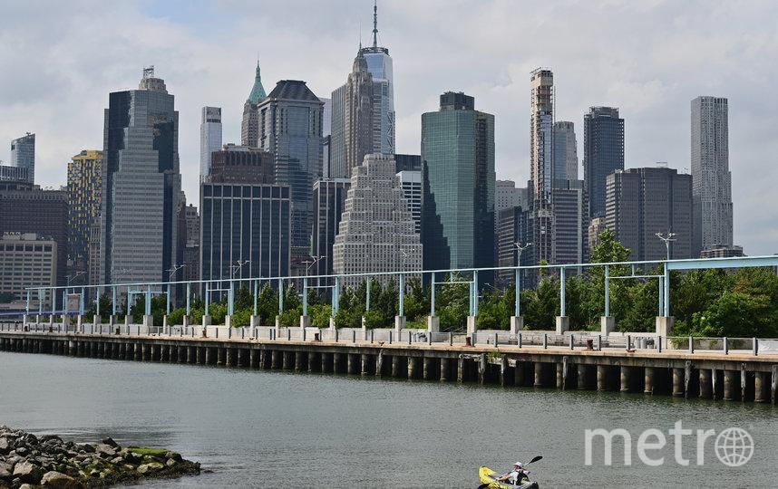 Нью-Йорк стал одним из центров впышки Covid-19 в США. Фото AFP