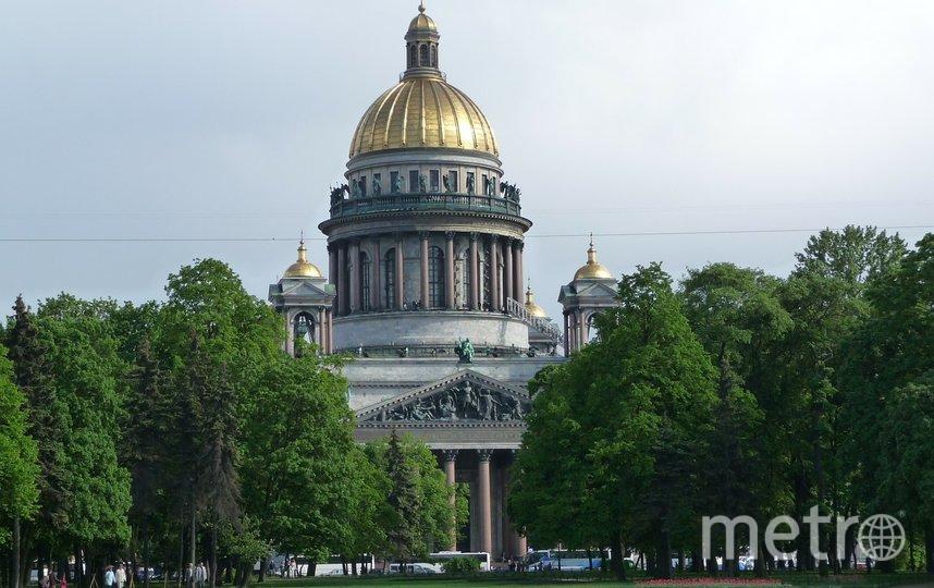 """Исаакиевский собор. Фото pixabay.com, """"Metro"""""""