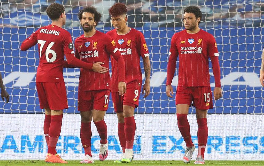 """В среду 7 июля """"Ливерпуль"""" обыграл """"Брайтон"""" со счетом 3:1. Фото AFP"""