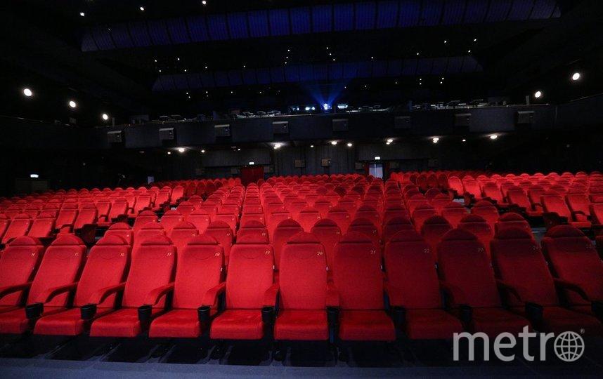 """Кинотеатры в Москве уже готовятся принимать зрителей. Фото АГН """"Москва"""""""