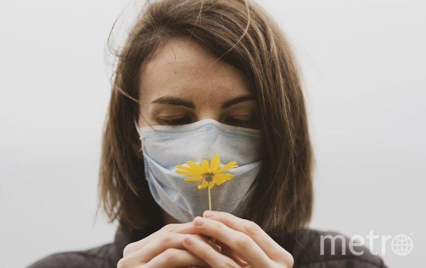 Многие уже привыкли к маскам. Фото Pixabay.