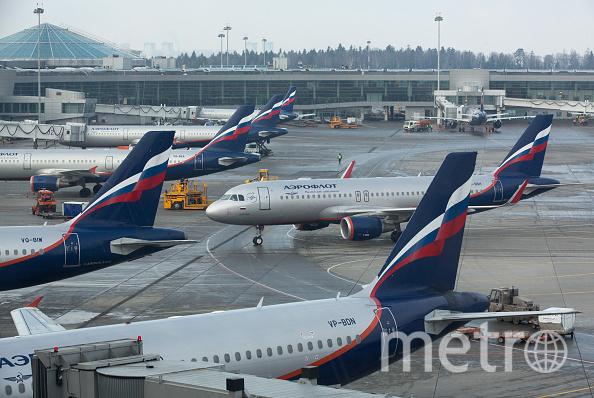 """Скоро полеты возобновят. Фото """"Metro"""""""