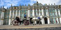 На выходных Петербург окажется во власти циклона