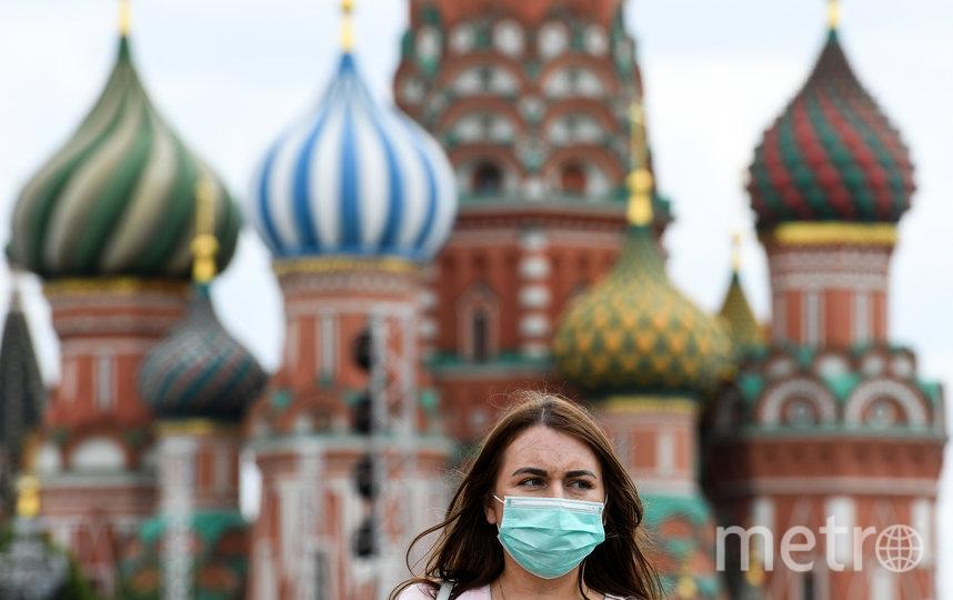 В Москву вернется жара. Фото AFP