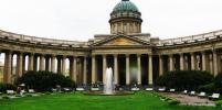 В Петербурге из-за непогоды закрыли парки и скверы