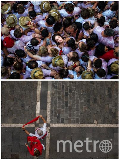 Впервые за более чем 80 лет фестиваль Сан-Фермин был отменён. Фото Getty