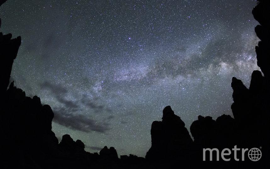 По мнению учёных, в нашей галактике могут быть десятки разумных цивилизаций. Фото NASA, NPS, Kait Thomas