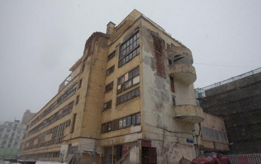 """Дом до реконструкции. Фото Василий Кузьмичёнок, """"Metro"""""""