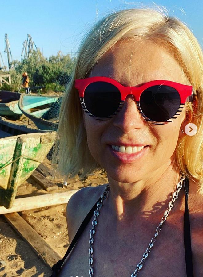 Алёна Свиридова. Фото Instagram @alenasviridova