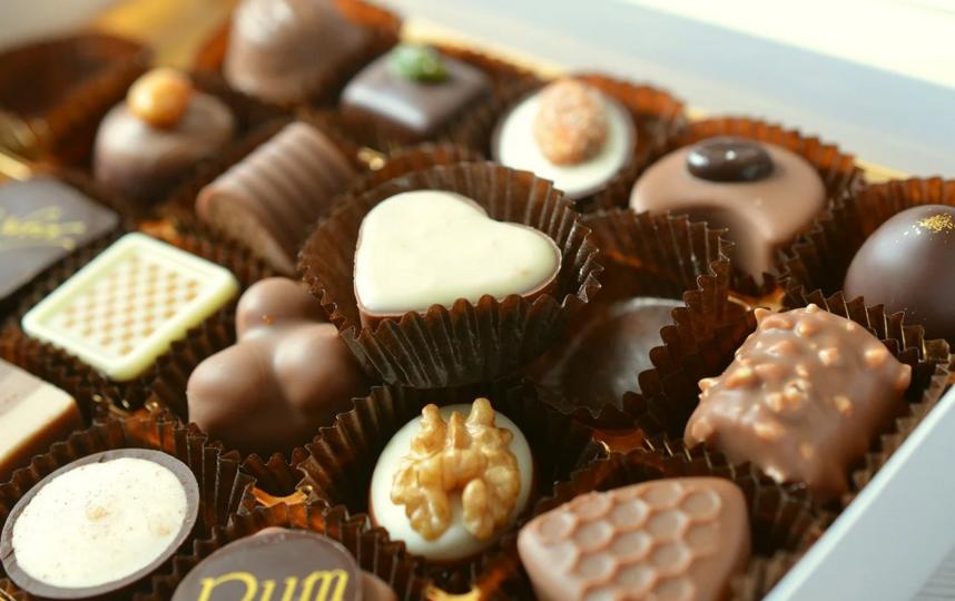 Всему виной аллергия на орехи, которые оказались в конфетах. Фото Pixabay