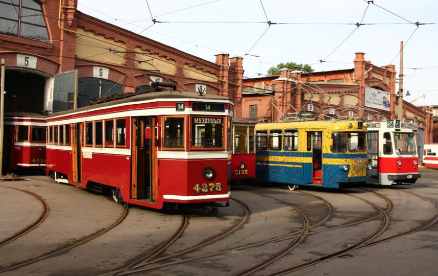 """Музей городского электрического транспорта возвращается к стандартному графику работы. Фото http://getmuseum.ru/, """"Metro"""""""