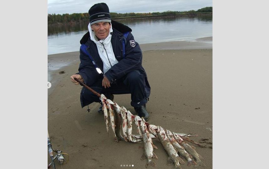 Рыбалка. Фото instagram.com/oleggazmanov