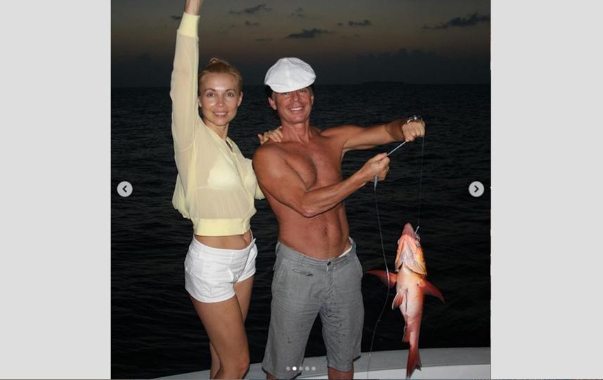 Газманов любит рыбалку. Фото instagram.com/oleggazmanov