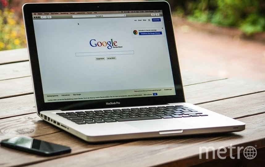 Около 92 процентов пользователей Google столкнулись с неполадками. Фото Pixabay.