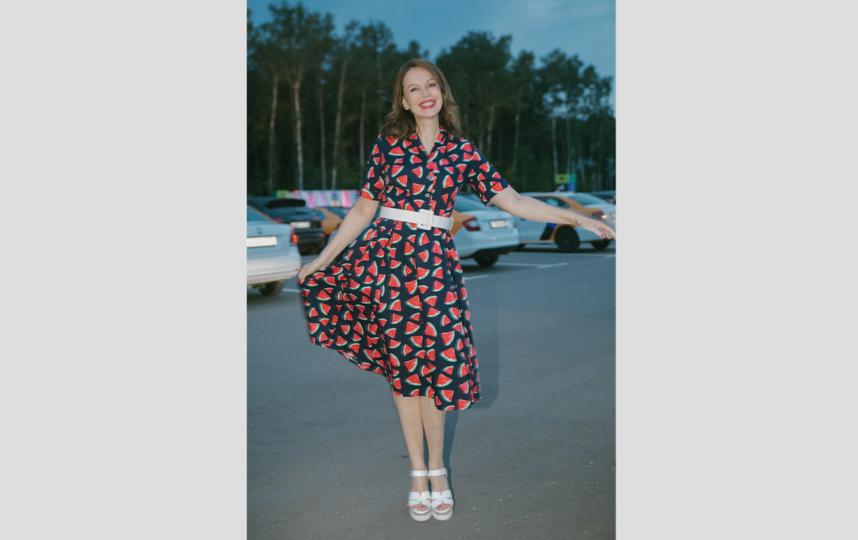 """Ирина Безрукова. Фото Metro, """"Metro"""""""