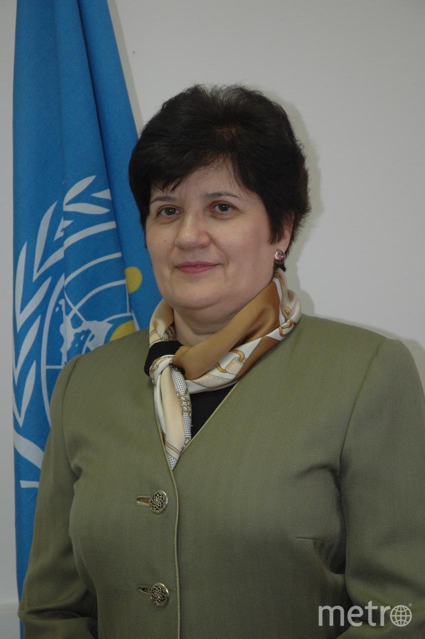 Мелита Вуйнович. Фото ВОЗ