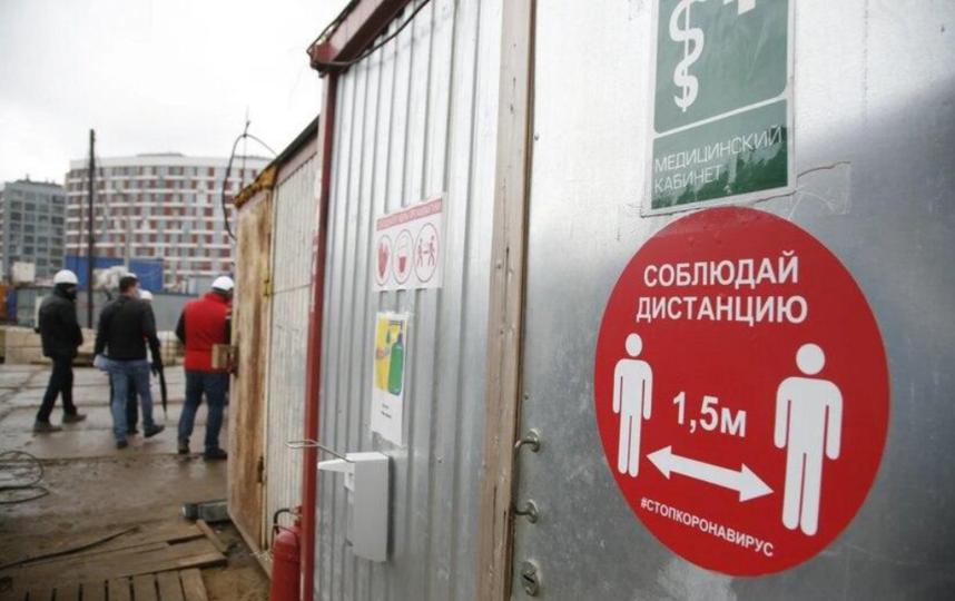 В мае правительство представило общенациональный план по восстановлению экономики и доходов населения, а среди его основных целей премьер Михаил Мишустин назвал быстрое строительство качественного жилья. Фото mos.ru