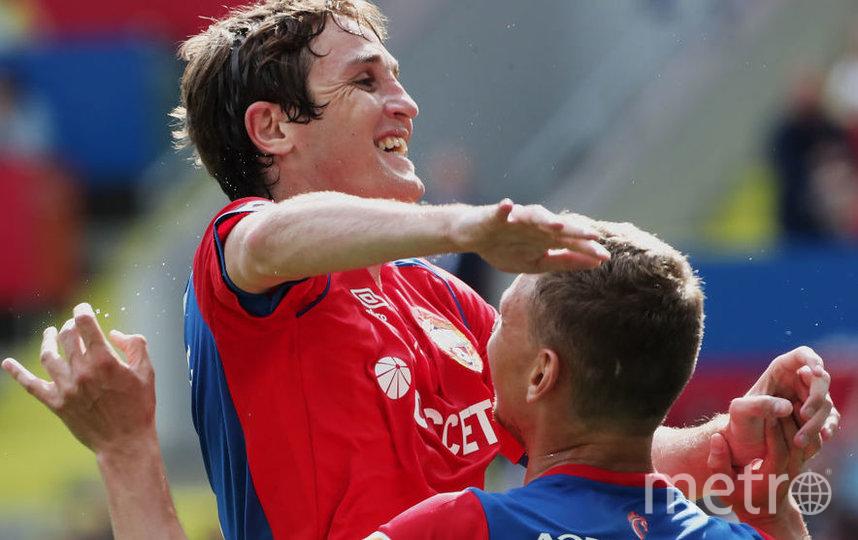 ЦСКА после безвыигрышной серии включился в борьбу за Лигу чемпионов, но, вероятно, слишком поздно. Фото Getty