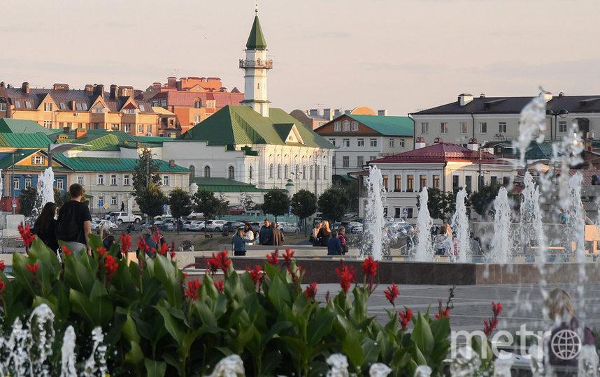 В Казани стоит аномально жаркая погода. Фото kzn.ru, Предоставлено организаторами