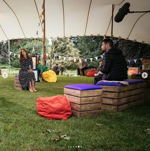 Кейт Мидллтон поучаствовала в съёмках программы. Фото скриншот https://www.instagram.com/kensingtonroyal/