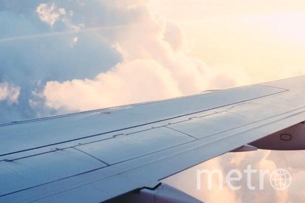 Самолет вынужденно сел в Петрозаводске. Фото Pixabay.