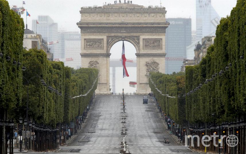 Национальный праздник отмечается ежегодно 14 июля с 1880 года. Фото AFP