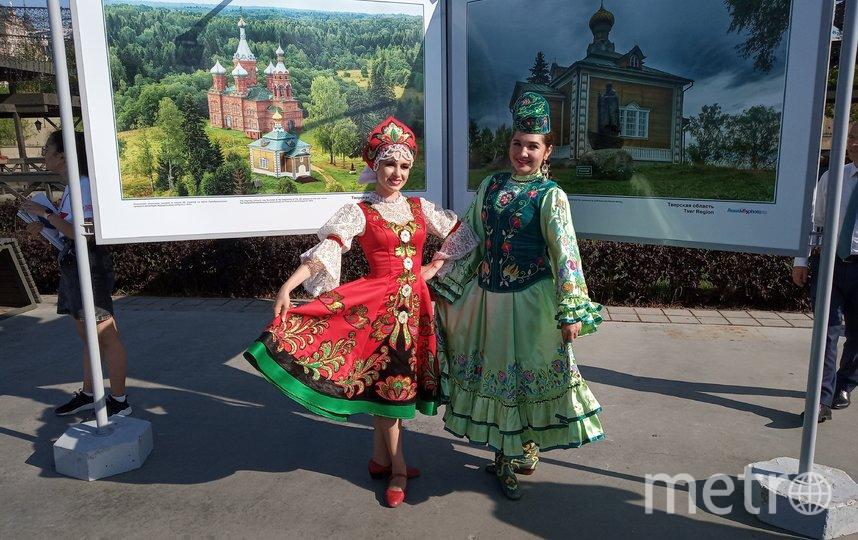 """Выставка объединяет 15 регионов России. Фото Алина Шангареева, """"Metro"""""""