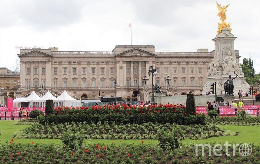 Букингемский дворец. Фото Pixabay