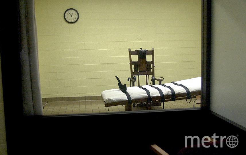 Последняя казнь на федеральном уровне была проведена в 2003 году. Фото Getty