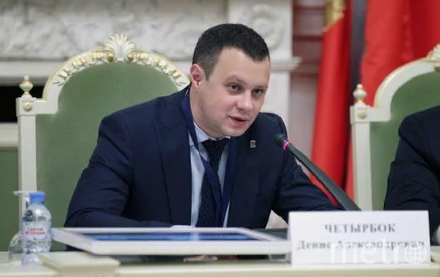 Депутат ЗакСа Петербурга Денис Четырбок. Фото assembly.spb.ru.