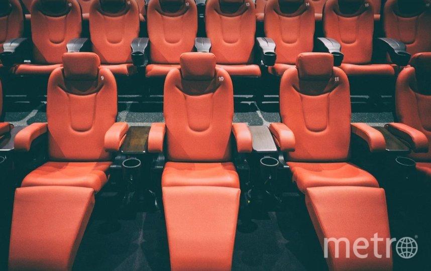 Кинотеатр возвращается к работе. Фото Pixabay.