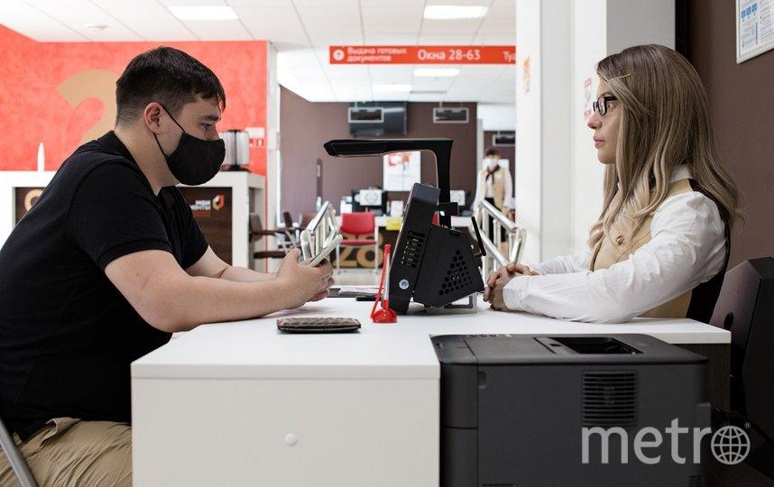 Робот пока только вникает в новую профессию. Фото фото предоставлено компанией Promobot