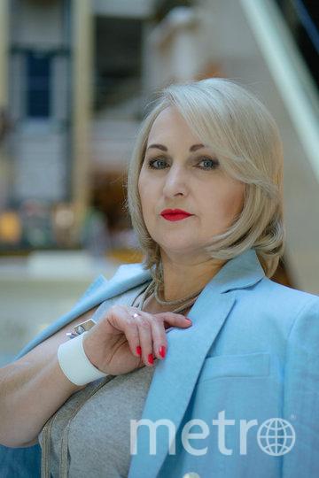 Елена Зубарева, бизнес-тренер. Фото Елена Зубарева, Предоставлено организаторами